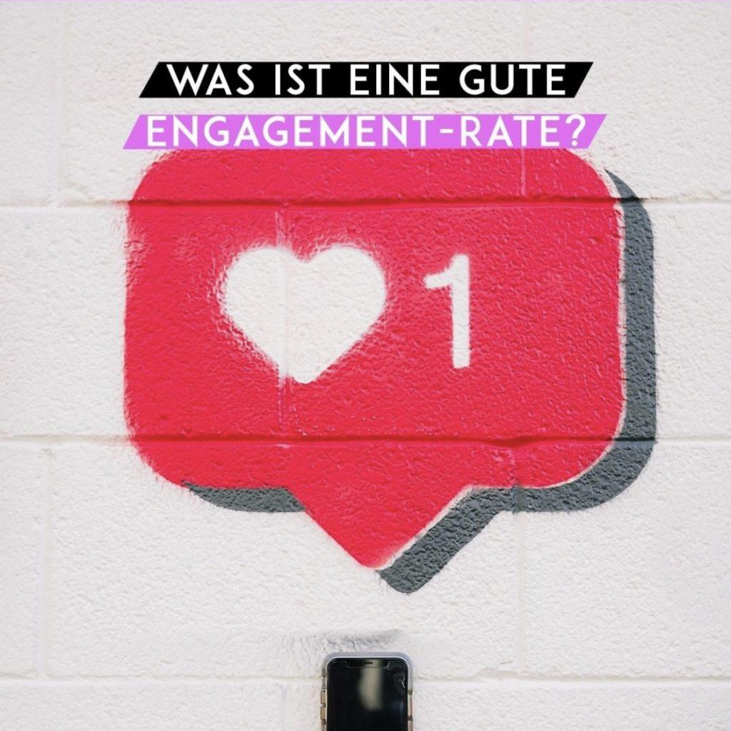Was ist eine gute Engagement-Rate?